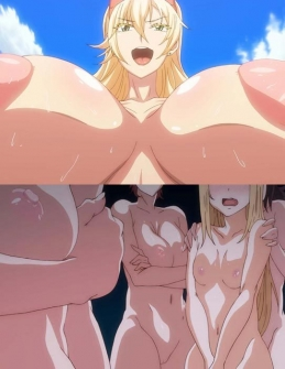 Nudist Beach ni Shuugakuryokou de!! The Animation (2 eps.)