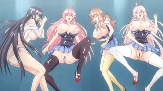 Saimin Class ~Joshi Zenin, Shiranai Uchi ni Ninshin Shitemashita~ The Animation