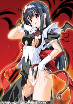Jiburiru the Devil Angel