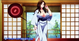 Mother and Son Incest Game ~Until Mama Gets Pregnant Hot Spring Inn~ Episode 2