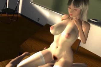 Umemaro 3D - Vol.5 - Crazy Female Teacher