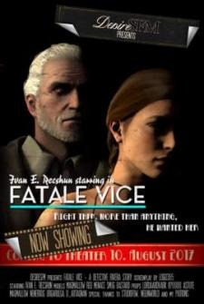 [SFM] FATALE VICE - A WITCHER NOIR STORY (GERALT / LARA CROFT)
