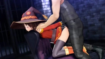 Pleasure on This Wonderful World! Megumin's Defeat