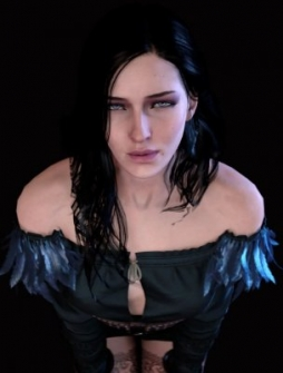Yennefer ( The Witcher 3 ) assembly