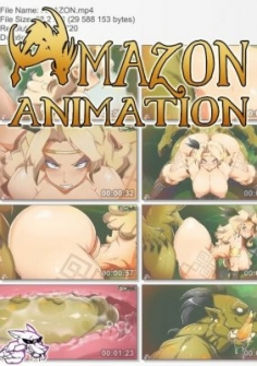 Amazon Animation by Gmeen + bonus