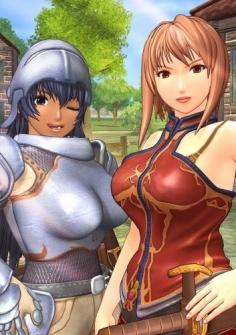 Aitona - The Female Warrior2