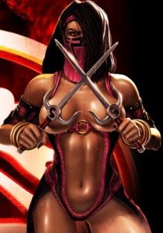[SFM] Mileena (Mortal Kombat) assembly