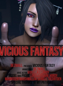 [SFM] Vicious fantasy ~LULU~