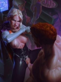 Lust Of The Avenger