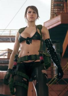 [SFM] Quiet - a buddy with benefits (Metal Gear sex)