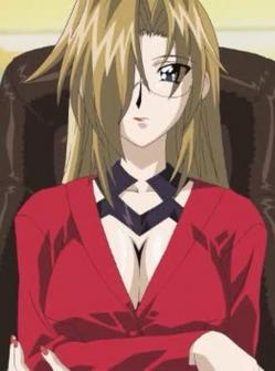 Yuurei wa Doukyonin!? Part 2 - Atsuko Haneda