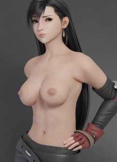 [HMV] Tifa Lockhart mini compilation 2019