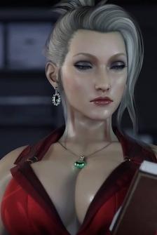 [Blender] Scarlett Sukāretto Final Fantasy Vll Remake Big Porn Compilation