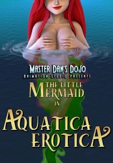 The Little Mermaid in Aquatica Erotica